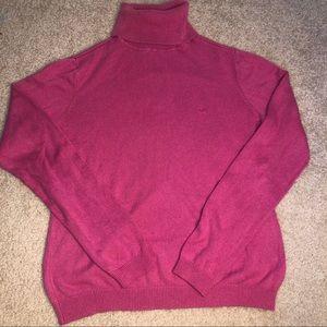 Ralph Lauren Pink Turtleneck Sweater 💕